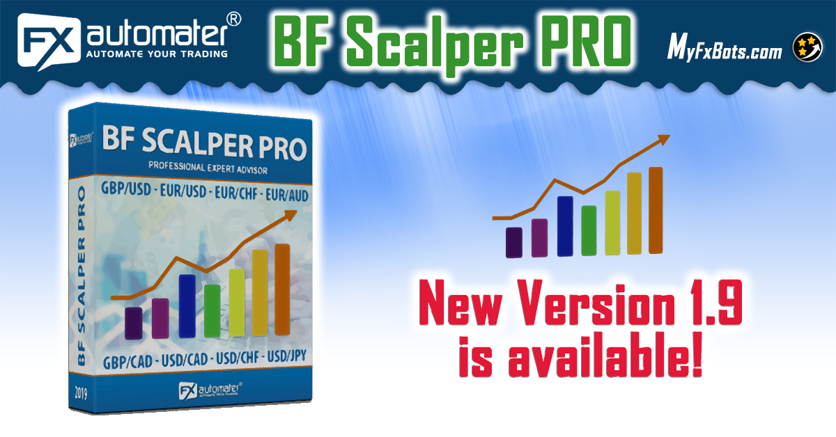 A new version 1.9 of BF Scalper PRO has been released!