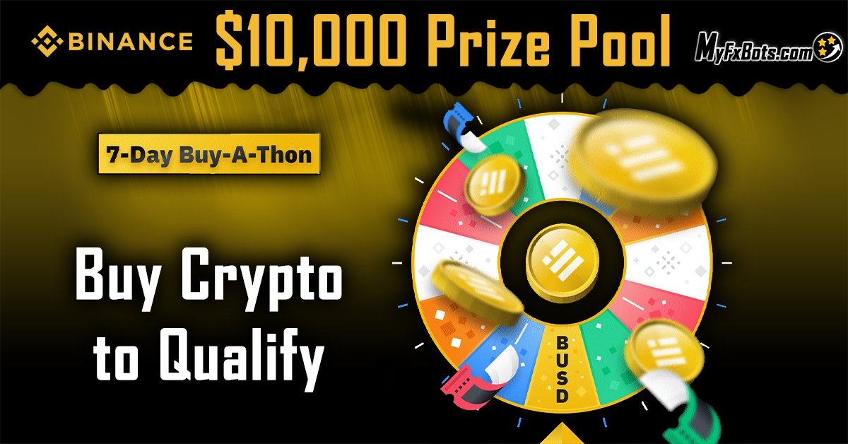 7-Day Buy-A-Thon Contest: $10,000 in BUSD to Be Won!