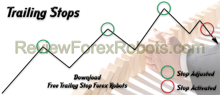 Top 8 Free Trailing Stop Forex Robots for MT4