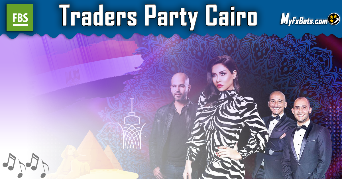 FBS Traders party Cairo!