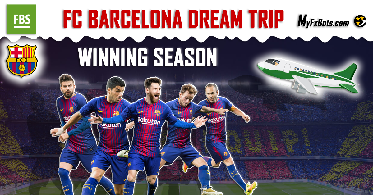FBS Dream Trip to FC Barcelona Home Game!