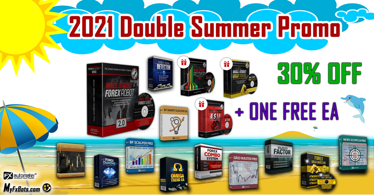 FXAutomater 2021 Double Summer Promotion