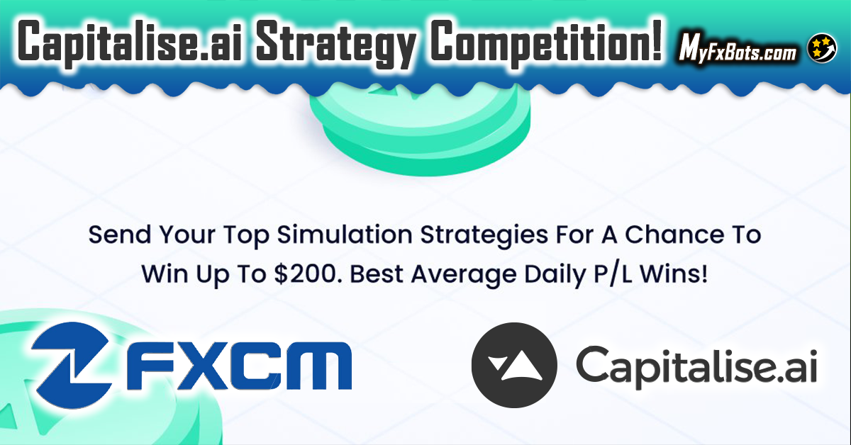 Capitalise.ai Strategy Competition! A chance to win up to $600!