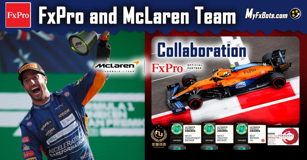 FxPro & McLaren Team, a Prefect Collaboration