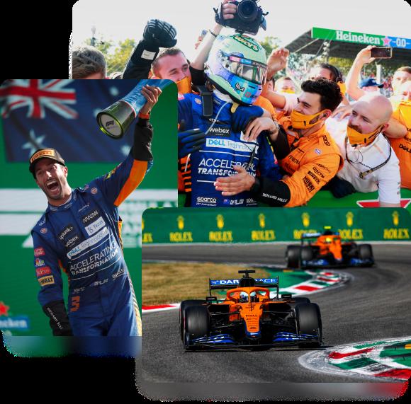 McLaren win big in sensational victory at the 2021 Italian Grand Prix