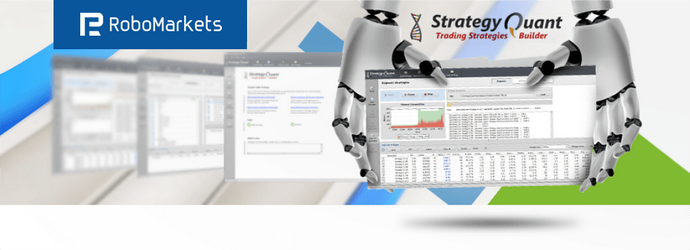 Get EA Wizard and StrategyQuant For FREE with RoboForex