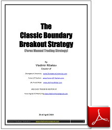 Classic Boundary  Breakout Strategy
